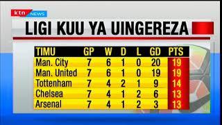 Klabu bingwa Uiengereza Chelsea yalazwaa bao moja na Machester City-ligi kuu Uingereza