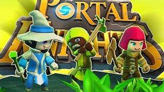 УСИЛЕНИЕ... МОЧИ! ► Portal Knights |4|