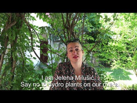 Video: Jelena Milušić for Balkan Rivers
