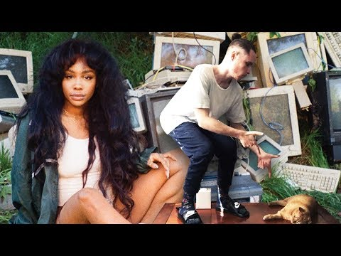 SZA - Ctrl (FIRST REACTION/REVIEW)