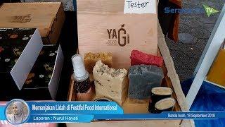 Memanjakan Lidah di Festival Food International Unsyiah