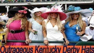 Famous Kentucky Derby Hats