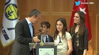 Ali Koç'tan çocuklarına: ''Babanızla gurur duyacaksınız...''