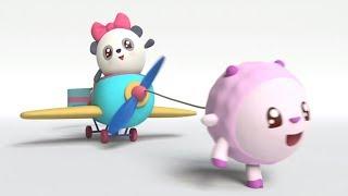 Малышарики - Новые серии - Привет! (Серия 93) Развивающие мультики для самых маленьких