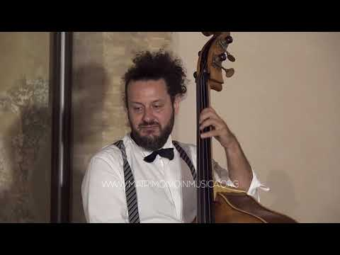 Tea For Three Swing Band Vintage Jazz-Swing Band Firenze Musiqua