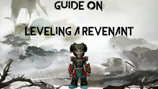 guild wars 2 revenant leveling build 2016 - Free Online