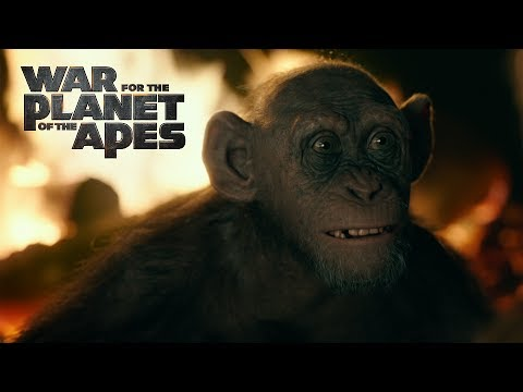 New Movie Clip for War for the Planet of the Apes