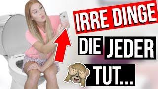 10 Irre DINGE Von Denen DU Dachtest, NUR DU Tust Sie! | LaurenCocoXO
