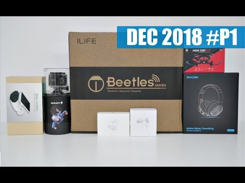 Coolest Tech of the Month DEC 2018 P1 - EP#21 - Latest Gadgets You Must See!