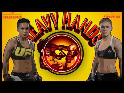 UFC 207: Ronda Rousey's doom, technical analysis (Heavy Hands #140)