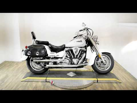 2004 Yamaha Road Star in Wauconda, Illinois - Video 1