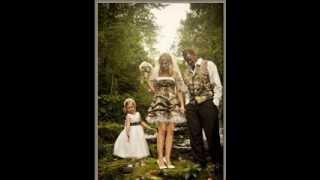 Creative Camo Wedding Decor Ideas