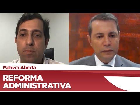 Gervásio Maia critica a PEC da  Reforma Administrativa - 13/05/21