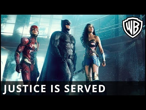 Justice League (Trailer 'Thunder')