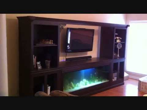 Entertainment Center Aquarium