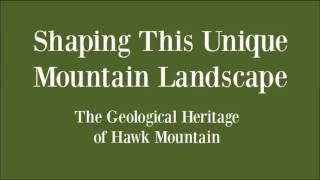 Shaping this Unique Mountain Landscape