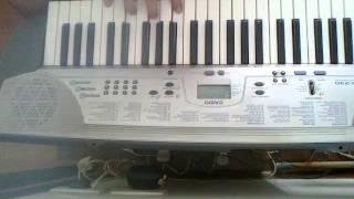 One more rainy day keyboard organ cover Deep Purple
