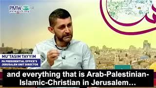 Video: Palestinci slibují obsazení Jeruzaléma