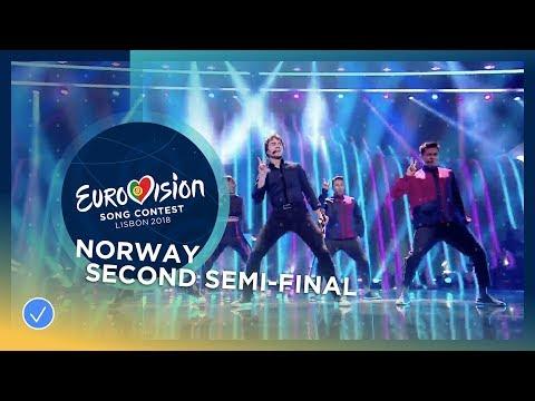 LIVE - second Semi-Final Eurovision 2018