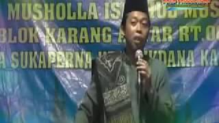 FENOMENAL..!!! K.H Hasan Wahyudin. Rajaban Di Desa Sukaperna Rt.06/03