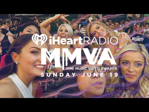 The iHeartRadio Much Music Video Awards VLOG