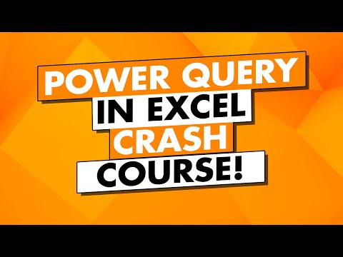 Excel Power Query Course: Power Query Tutorial for Beginners ...
