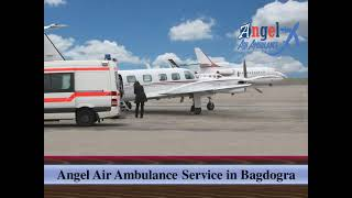 Make sure safe transportation with Angel Air Ambulance in Allahabad