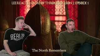 """Lee Reacts: Game of thrones 2x01 """"The North Remembers"""" Reaction"""