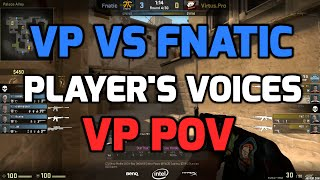 preview picture of video 'Katowice 2015 - Virtus.Pro vs fnatic mirage 1/2 finals players voices (VP POV Polish)'