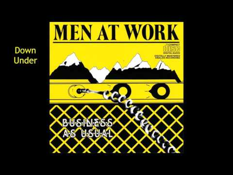 Men At Work   Business As Usual Mp3