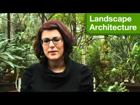 A Career In Landscape Architecture