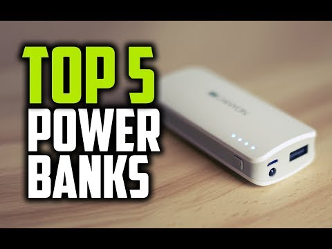 Best Power Banks in 2018 - Which Is The Best Powerbank?