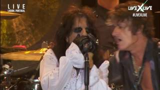 """HOLLYWOOD VAMPIRES""  Stop Messin' Around (Fleetwood Mac cover)"