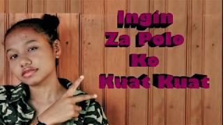 Vocalisa - Sa Rindu Bertemu Lirik (Hiphop Papua)