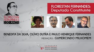 #AOVIVO | Florestan Fernandes: Deputado Constituinte | Florestan Fernandes: 100 anos