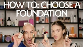 How To: Choose A Foundation | Sephora - YouTube