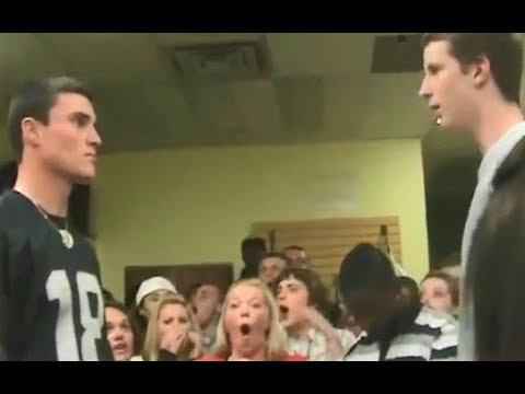 Rap Battle Gets A Little Too Real When Insulting Dead Students