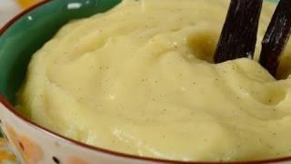Pastry Cream Recipe Demonstration - Joyofbaking.com