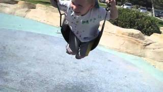 Jude on the Big Boy Swing