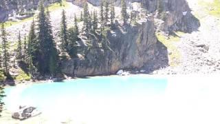 Lake delta , grand Teton , Wyoming