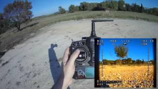 Walkera Runner 250 Advance GPS Hold & RTH demo (Courtesy Banggood)