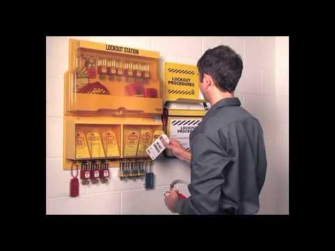 Bild von Master Lock Safety S1800, S1850 und S1900 – Luxus-Kasten zur Aufbewahrung von Verriegelungsvorrichtungen
