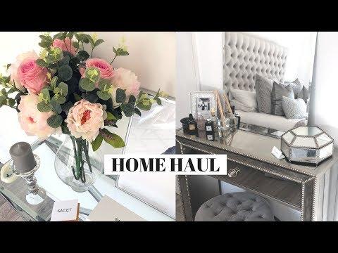 Home Furniture & Accessories Haul| Upgrading My Bedroom // Jade Vanriel