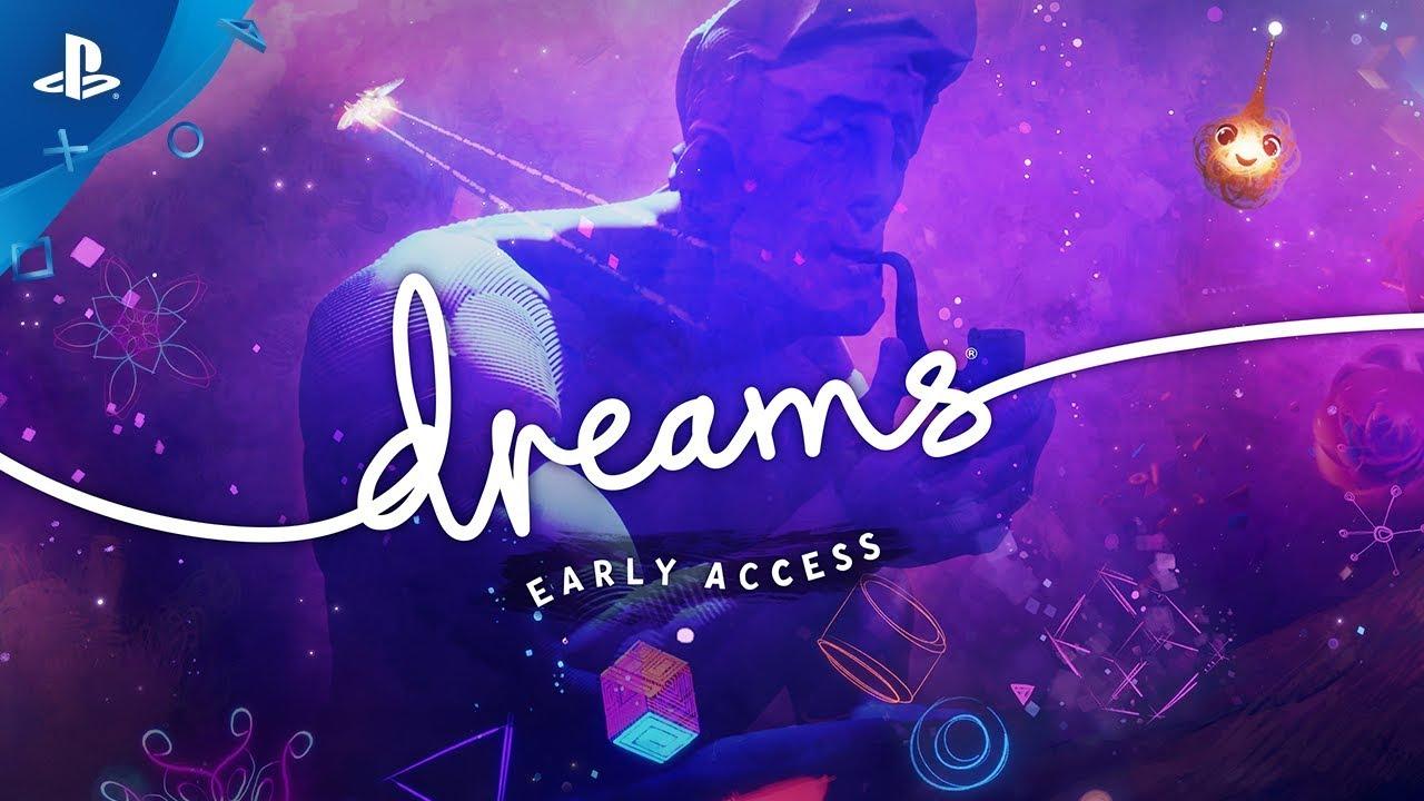 L'aggiornamento Dreams Early Access aggiunge nuove funzionalità, giochi e ottimizzazioni