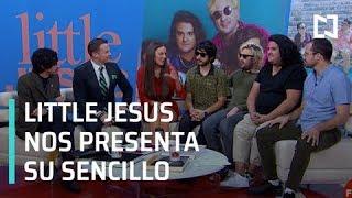 Little Jesus Presenta Su Sencillo 'Los Años Maravillosos'   Por Las Mañanas