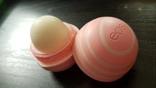 How To Make EOS Lip Balm With 2 Ingridients!