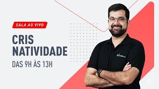 SALA AO VIVO DAY TRADE - CRIS NATIVIDADE no modalmais 17.10.2019