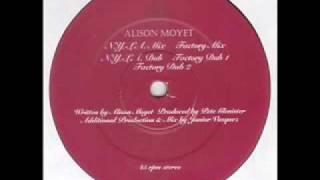 Alison Moyet - Ode To Boy (Junior Vasquez Factory Mix) (1994)