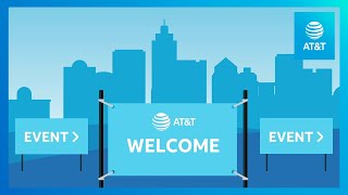 Banners to Backpacks | AT&T