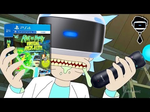 PreOrder Rick and Morty PSVR NOW | Apex Construct Review | PlayStation VR is on Sale